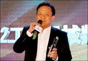 新加坡科技动力有限公司高级经理彭业益发表获奖感言