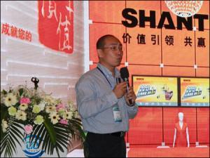 山推朱志:织网捕鱼 当代大营销的理念
