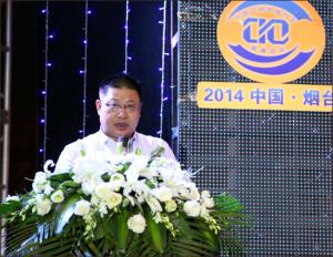 中国工程机械工业协会挖掘机械分会秘书长李宏宝
