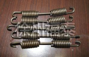 平地机刹车弹簧