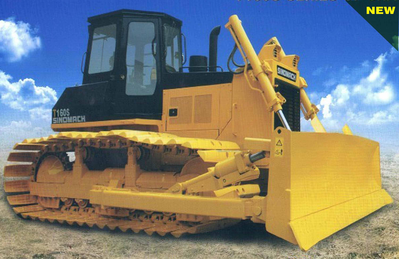 YTO T160S crawler bulldozer,YTO track bulldozer on sale -YTO