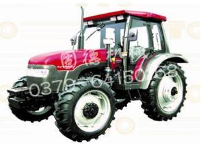 YTO lx1204 wheel tractor