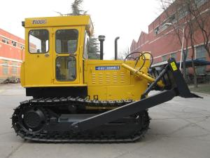 YTO T100G crawler bulldozer,100hp small crawler bulldozer