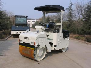 LTC3B double drum road roller