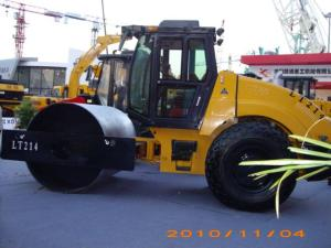 LT214 14ton single drum vibratory road roller
