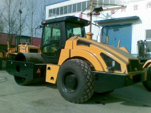 LT620B 20ton single drum road roller