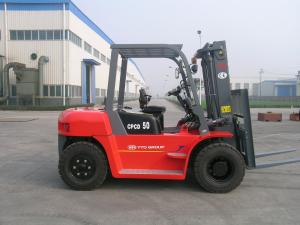 YTO 5ton diesel forklift CPCD50