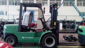 4 ton YTO diesel forklift CPCD40