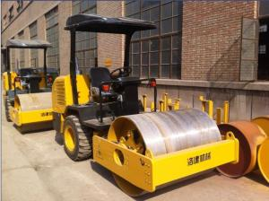 LSS203 single drum vibratory road roller