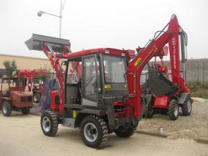 "WZ30-05Z loader backhoe ""TRANSFORMERS"""