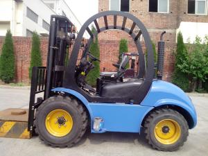 OFF-ROAD FORKLIFT CPCD25