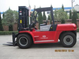 YTO 10ton diesel forklifts