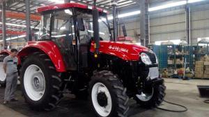SJH1004 wheel tractor