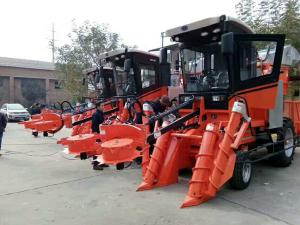 4GQ-130 Segmenting Sugarcane Combine Harvester