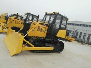 YTO new T100G-3 bulldozer with 1.9m3 bucket vol.