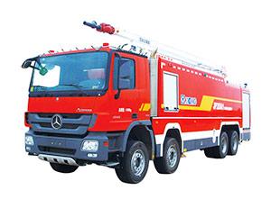 举高类消防车