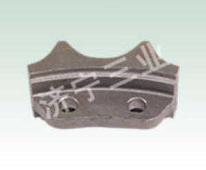 Dual-gear block