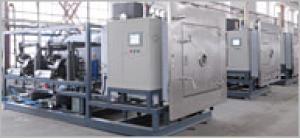 冷冻干燥机及进出料系统