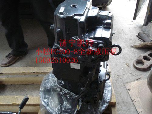 小松PC200-8液压大泵