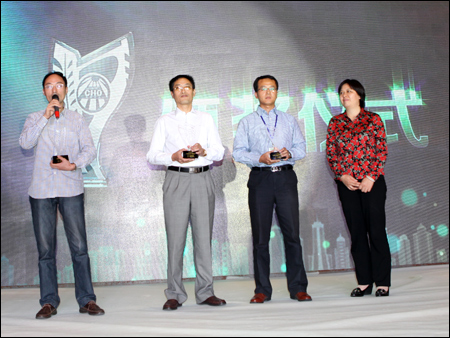 2012年度中国工程机械行业最具发展潜力雇主品牌