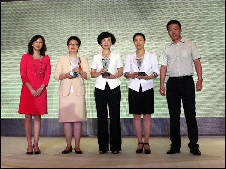 2012年度中国工程机械行业最佳雇主品牌