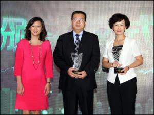 2012年度中国工程机械行业最具社会责任雇主品牌