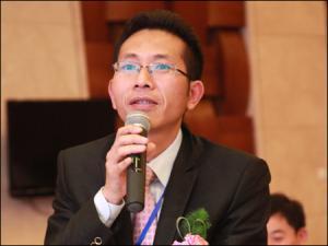 广西柳工人力资源部部长秦建明