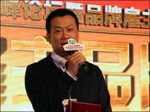 斗山中国区人力资源副总裁杜建功