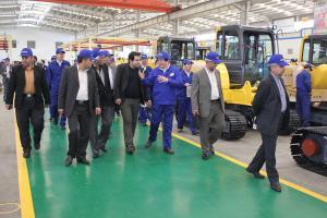 Гости из Ирана посетили Lishide