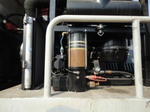 ALP83润滑泵安装