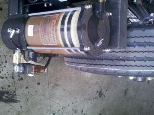 ALP832润滑泵安装