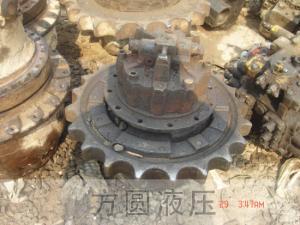 挖掘机拆车件19
