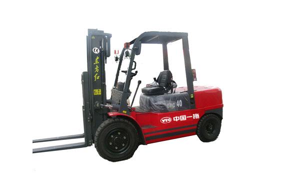 東方紅CPC40內燃平衡重式叉車