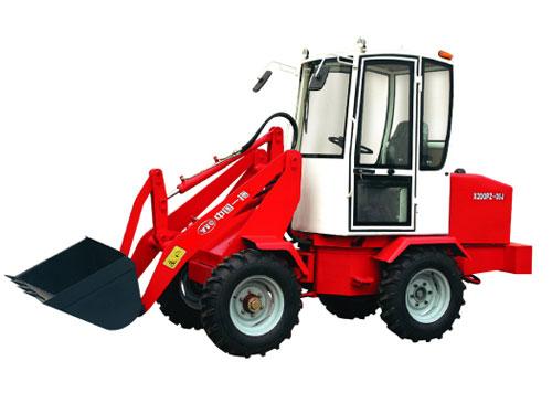 东方红606双缸四驱小型装载机