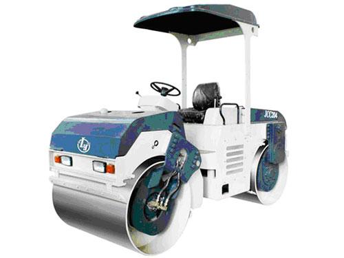 洛阳JCC204双钢轮振动压路机