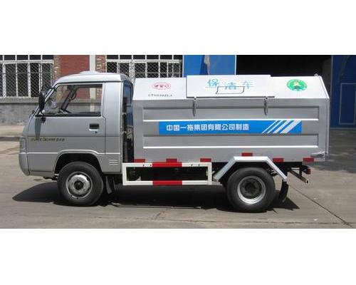 東方紅LT5030ZLJ自卸式垃圾車