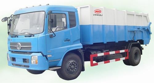 東方紅LT5161ZLJ密封式垃圾車