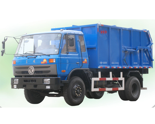 東方紅LT5160ZLJ密封式垃圾車