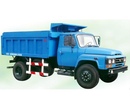 東方紅LT5108ZLJ密封式垃圾車