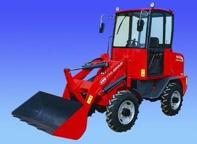 东方红X200PZ-606Y小型装载机