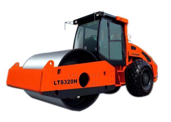 洛阳LTS320H/LTS322H全液压单驱振动压路机