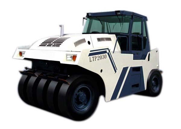 洛阳LTP2030/LTP1826/LTP1016胶轮压路机