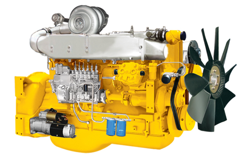工程机械用系列柴油机