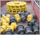 东方红工业推土机支重轮