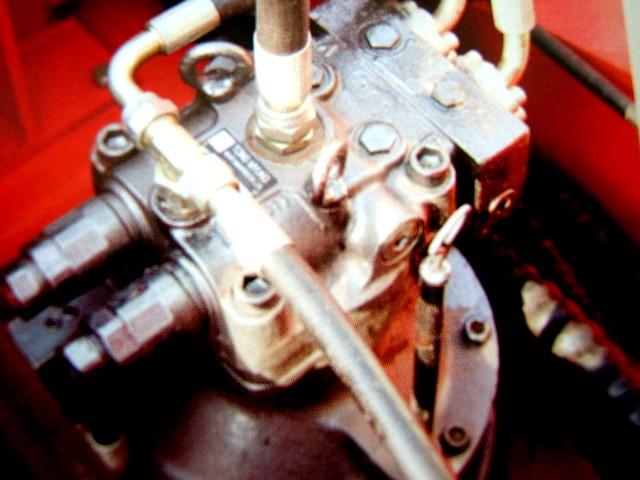 一拖东方红齿轮油泵