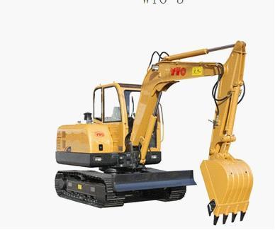 WY6-3履带液压挖掘机