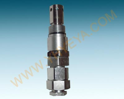 HD820 main relief valve