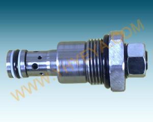 YC85-5 slewing relief valve