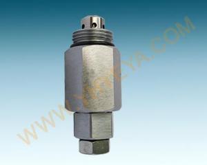 EX200-3 main relief valve