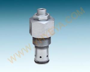 SK60 main relief valve